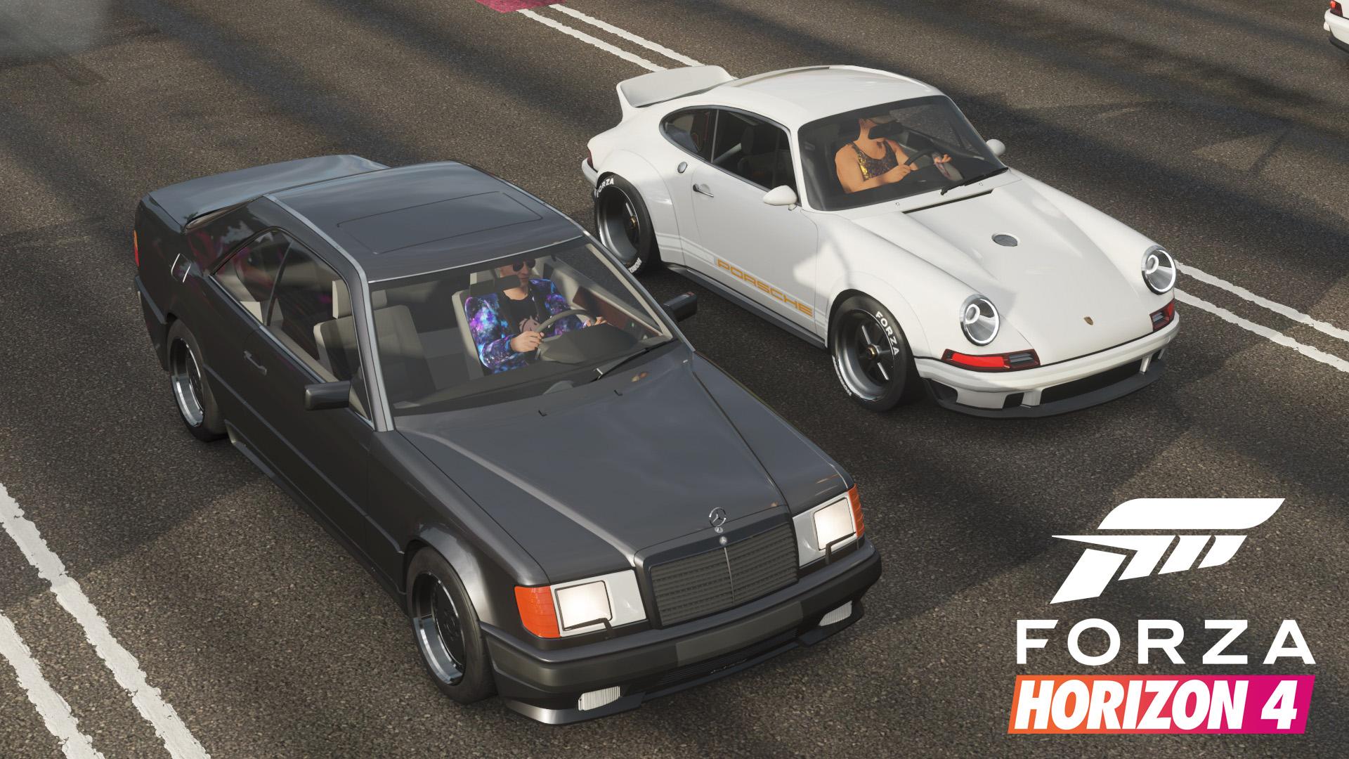 Forza Horizon Season 29 new cars