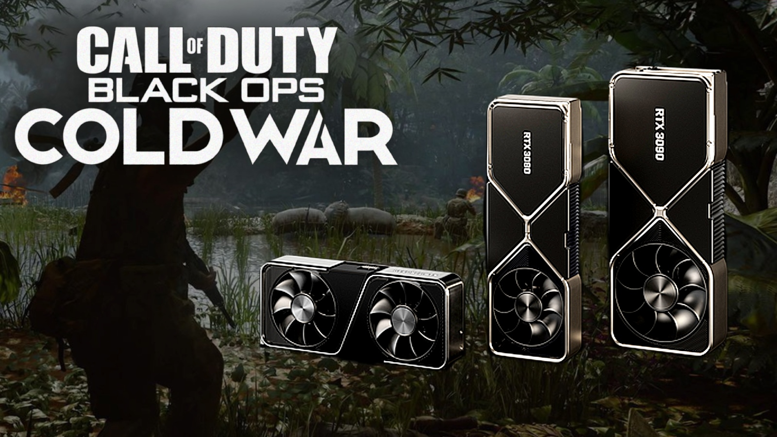 Black Ops Cold War free with NVIDIA