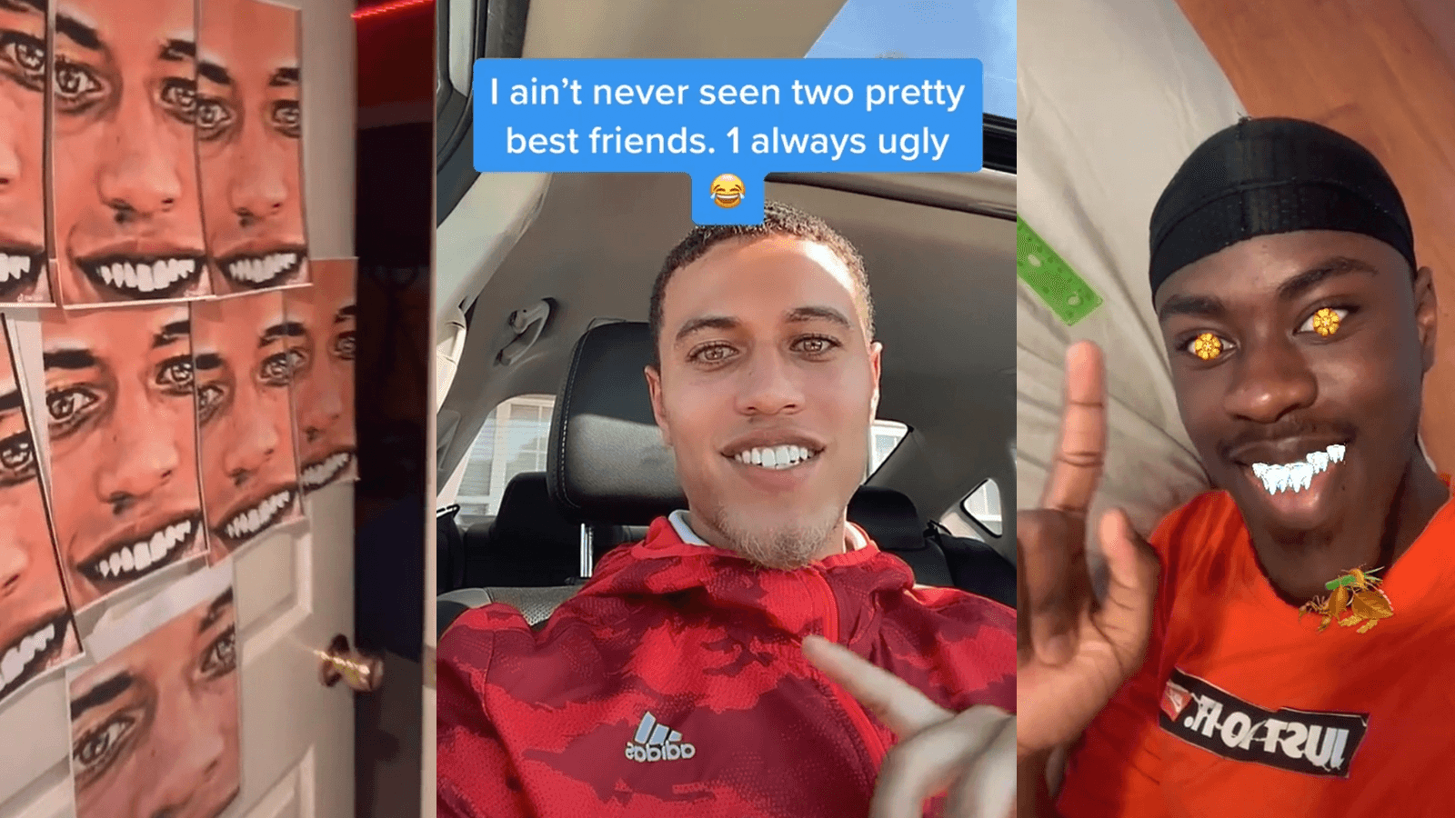 Two pretty best friends meme tiktok