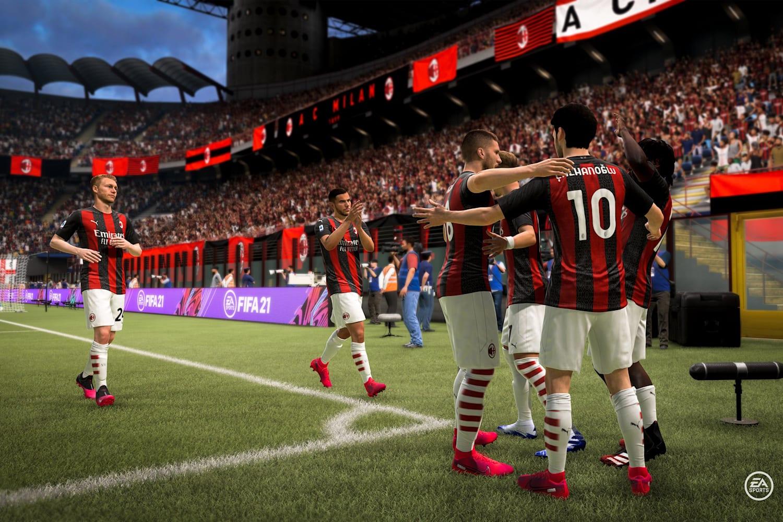 FIFA 21 milan