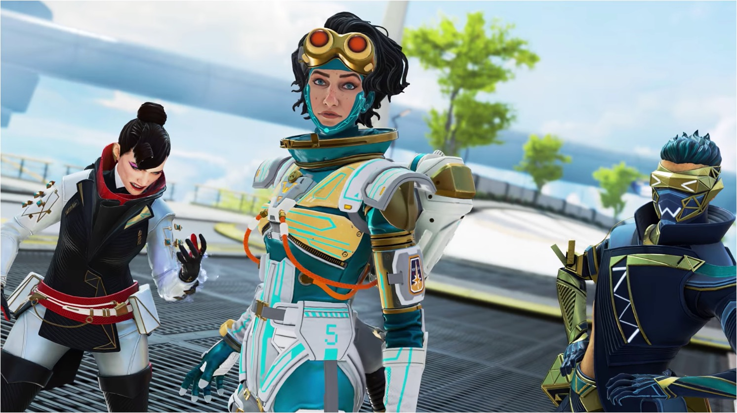 Apex Legends Battle Pass skins