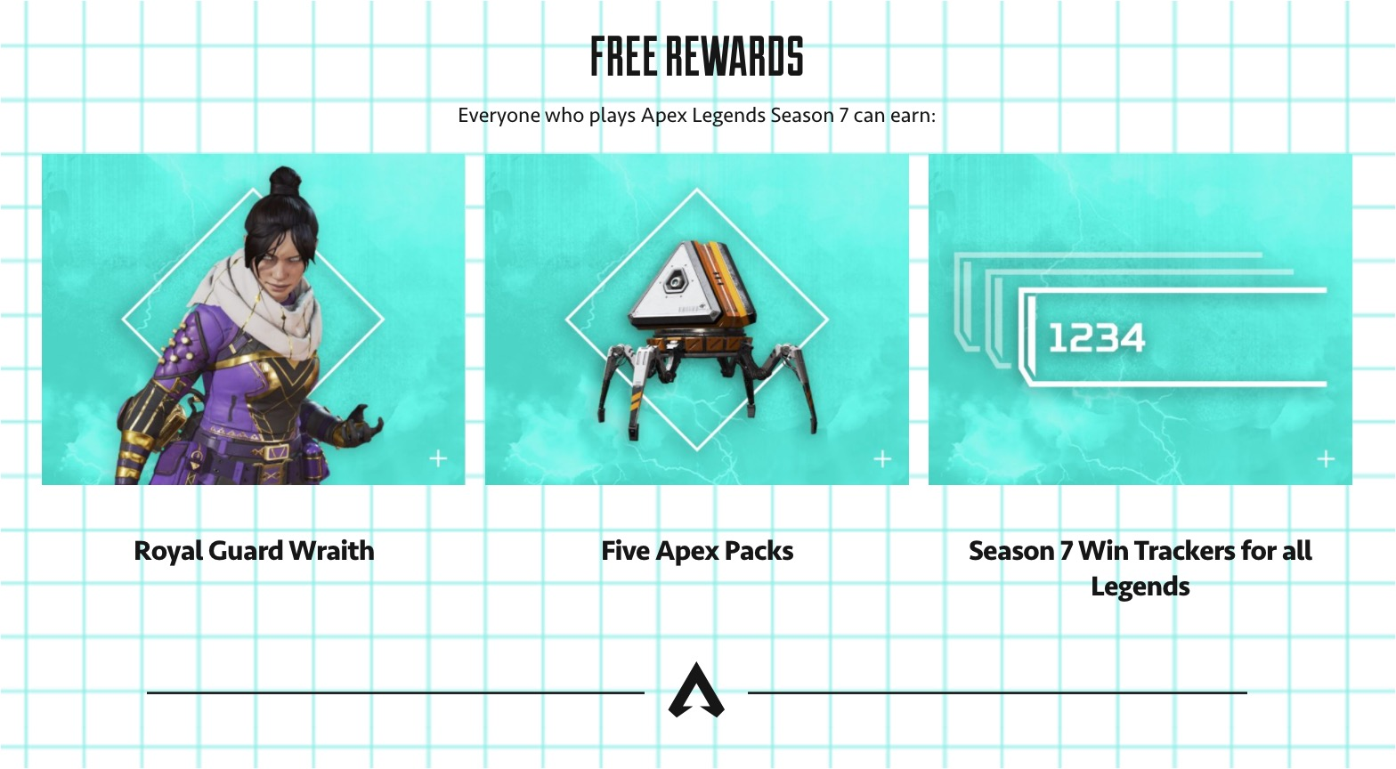 Apex Legends free rewards