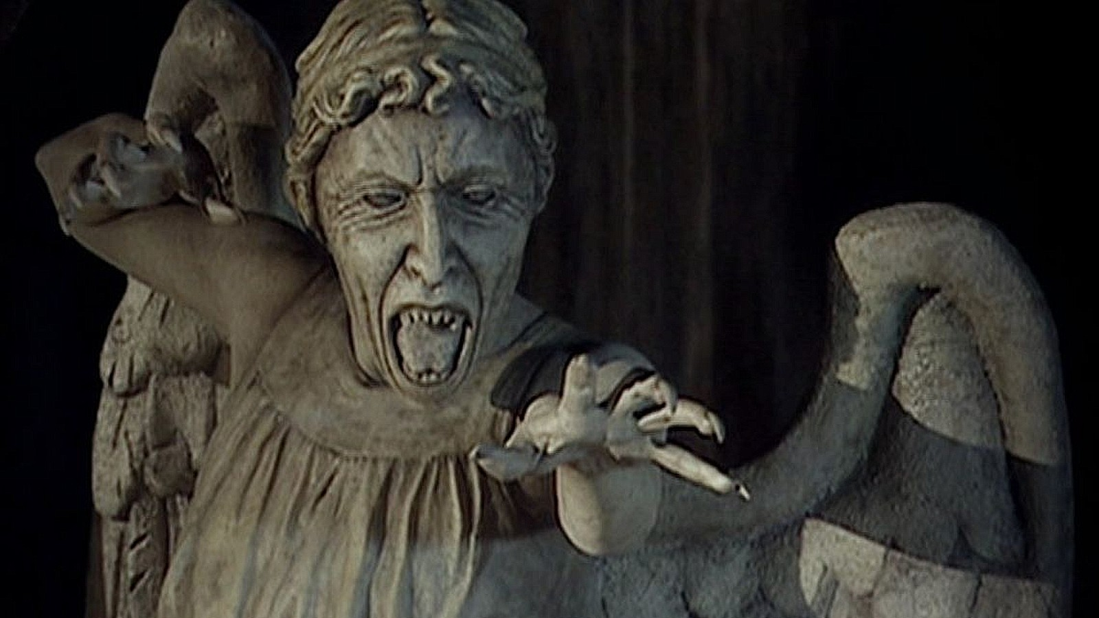 Weeping Angel in Doctor Who's Blink