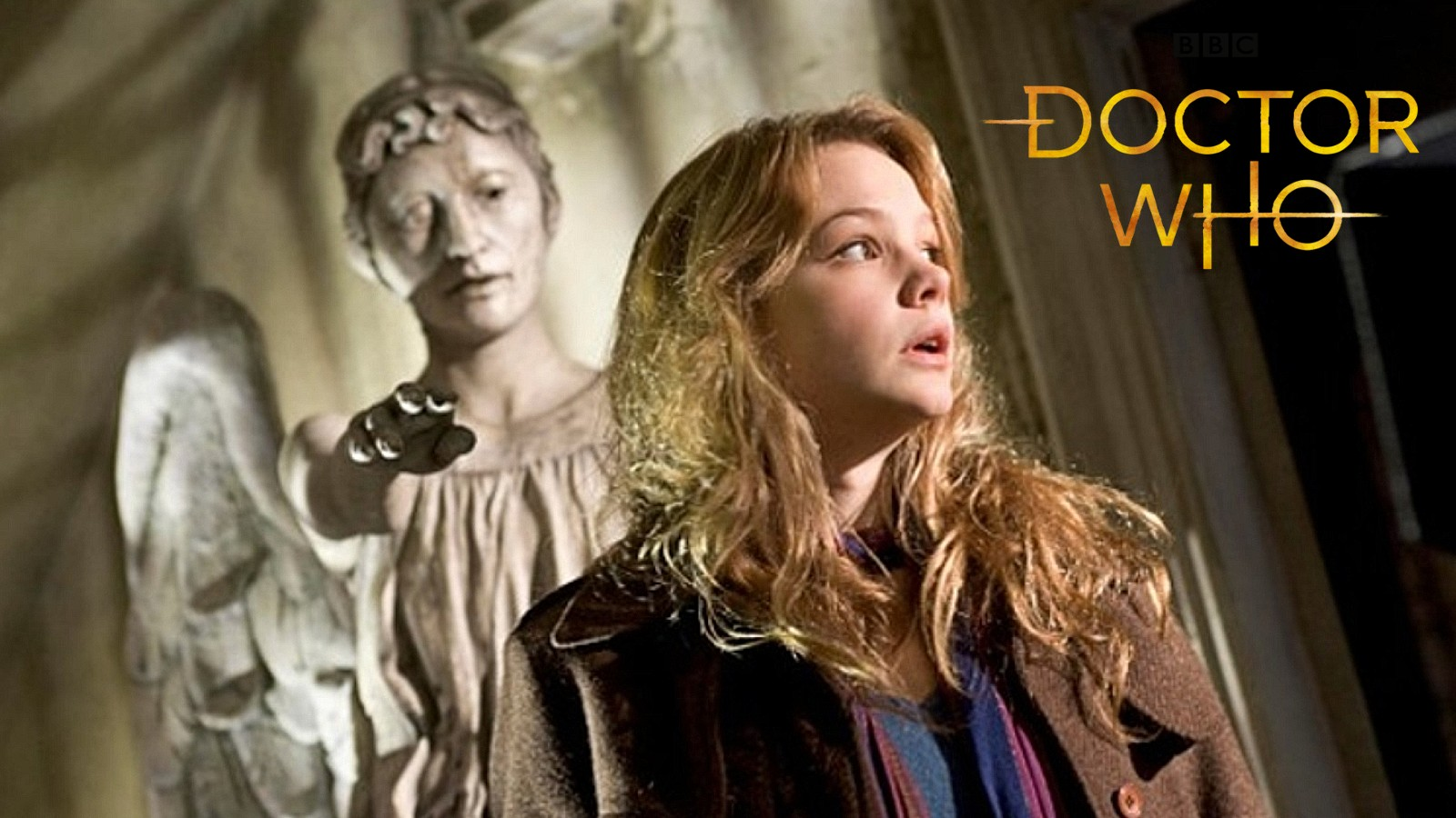 Sally Sparrow in Doctor Who's Blink