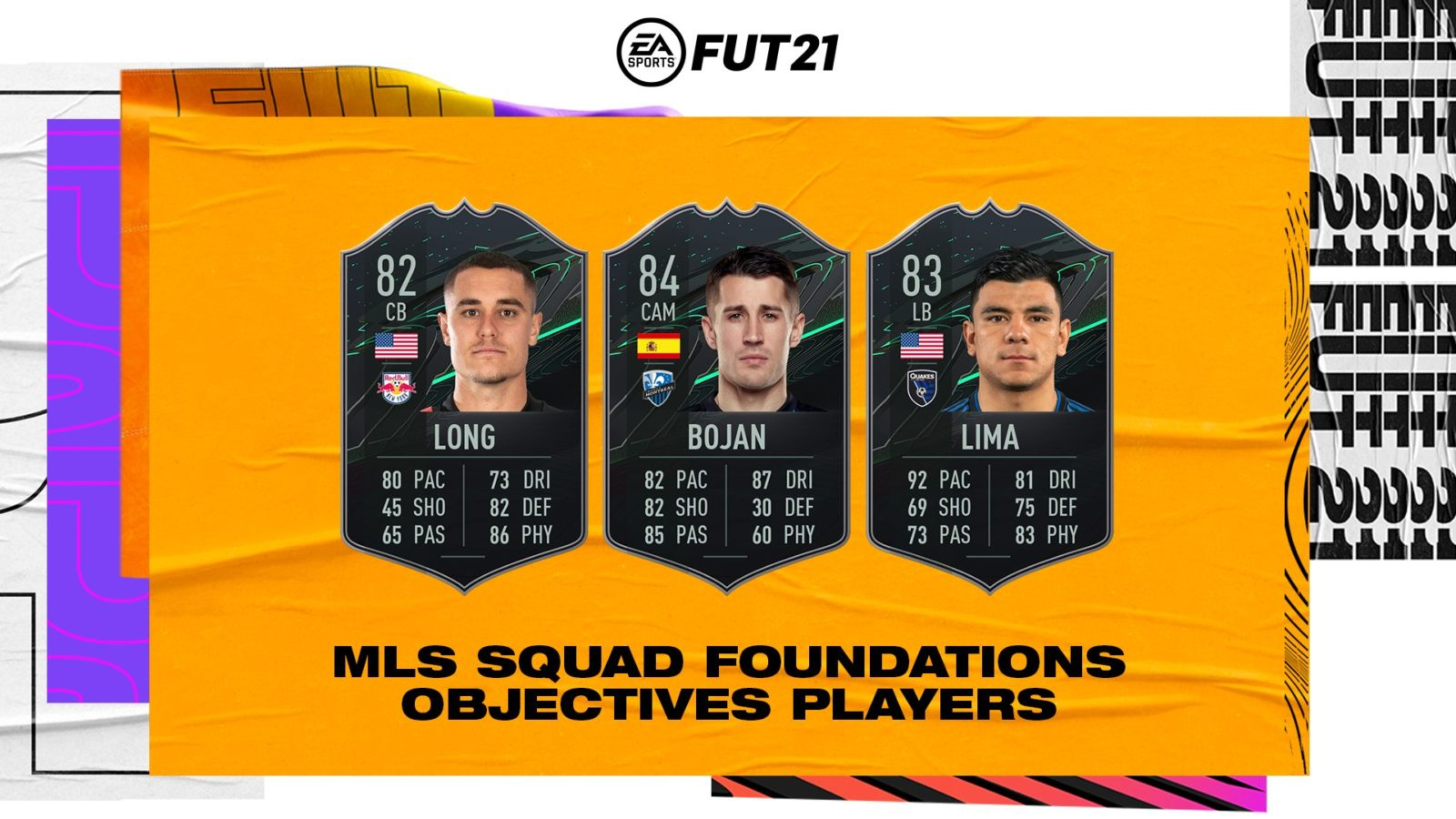 FIFA 21 MLS Squad Foundations