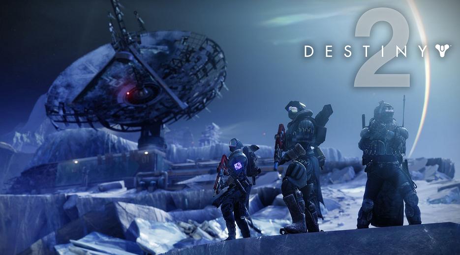 Destiny 2 Beyond Light gameplay