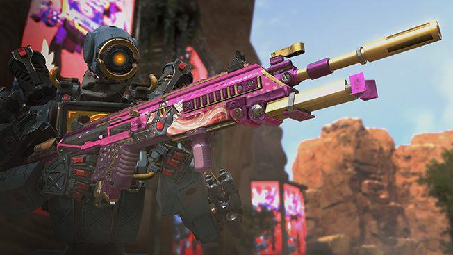 Pathfinder Sniper apex legends