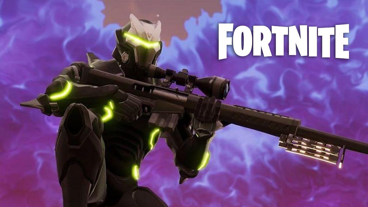 Fortnite sniper weapon