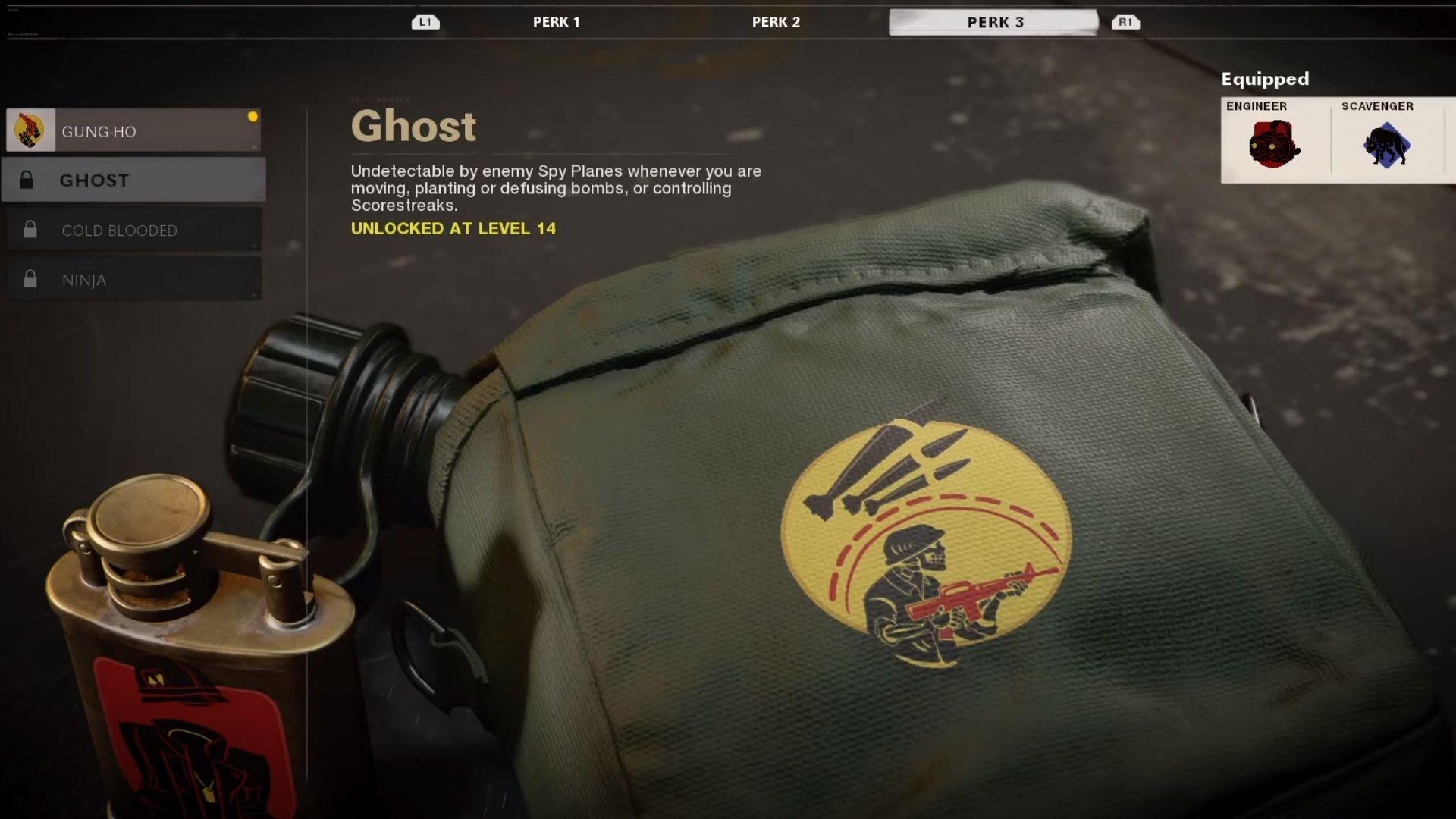 ghost perk in black ops cold war