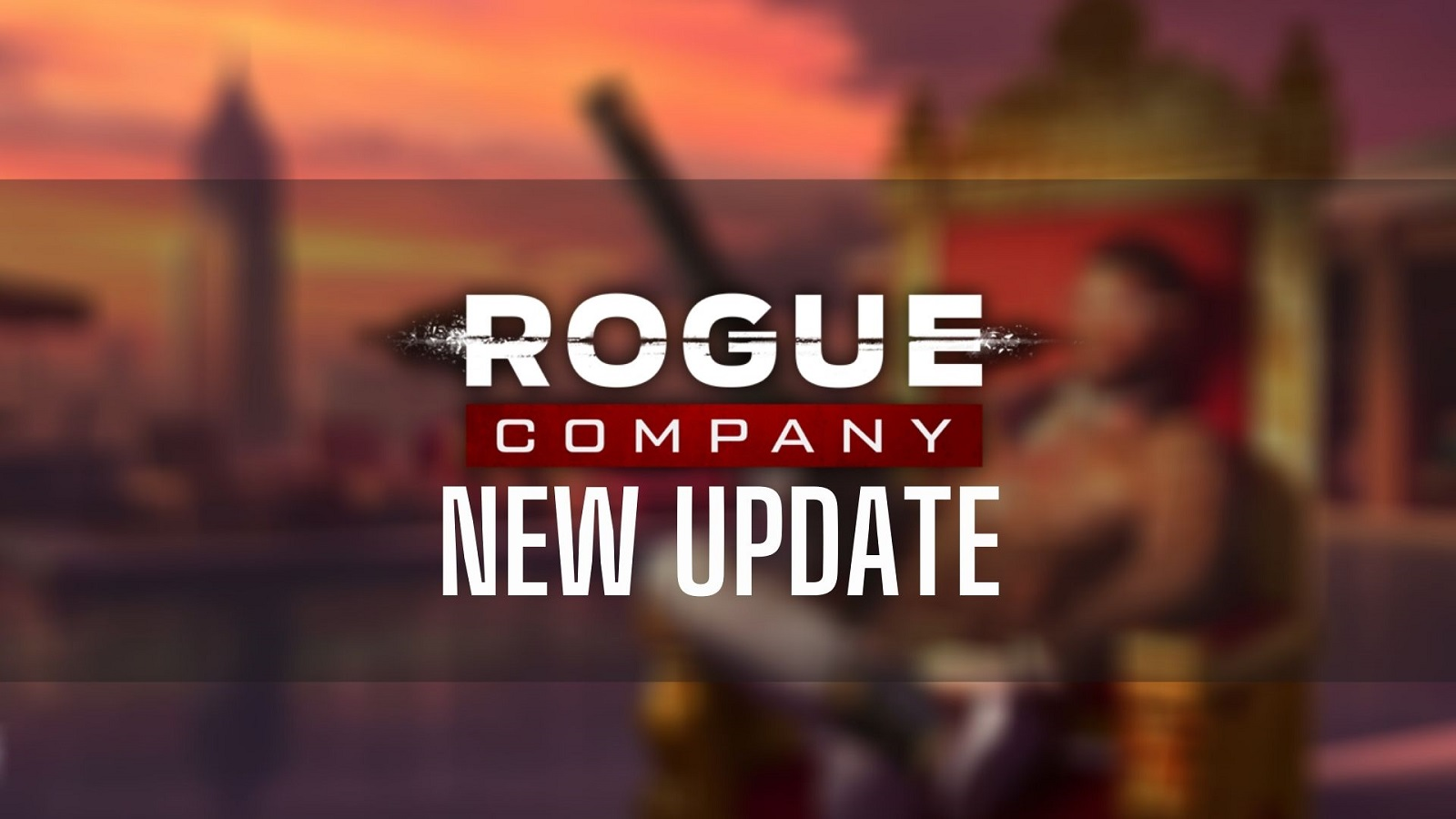 Rogue Company new update