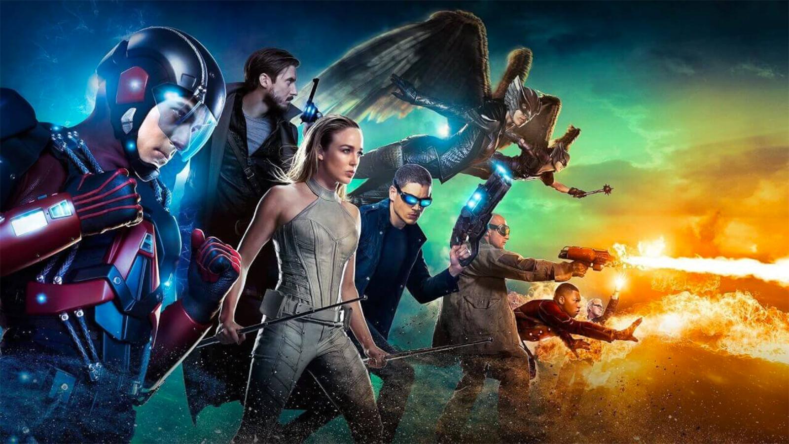 DC Legends of Tomorrow