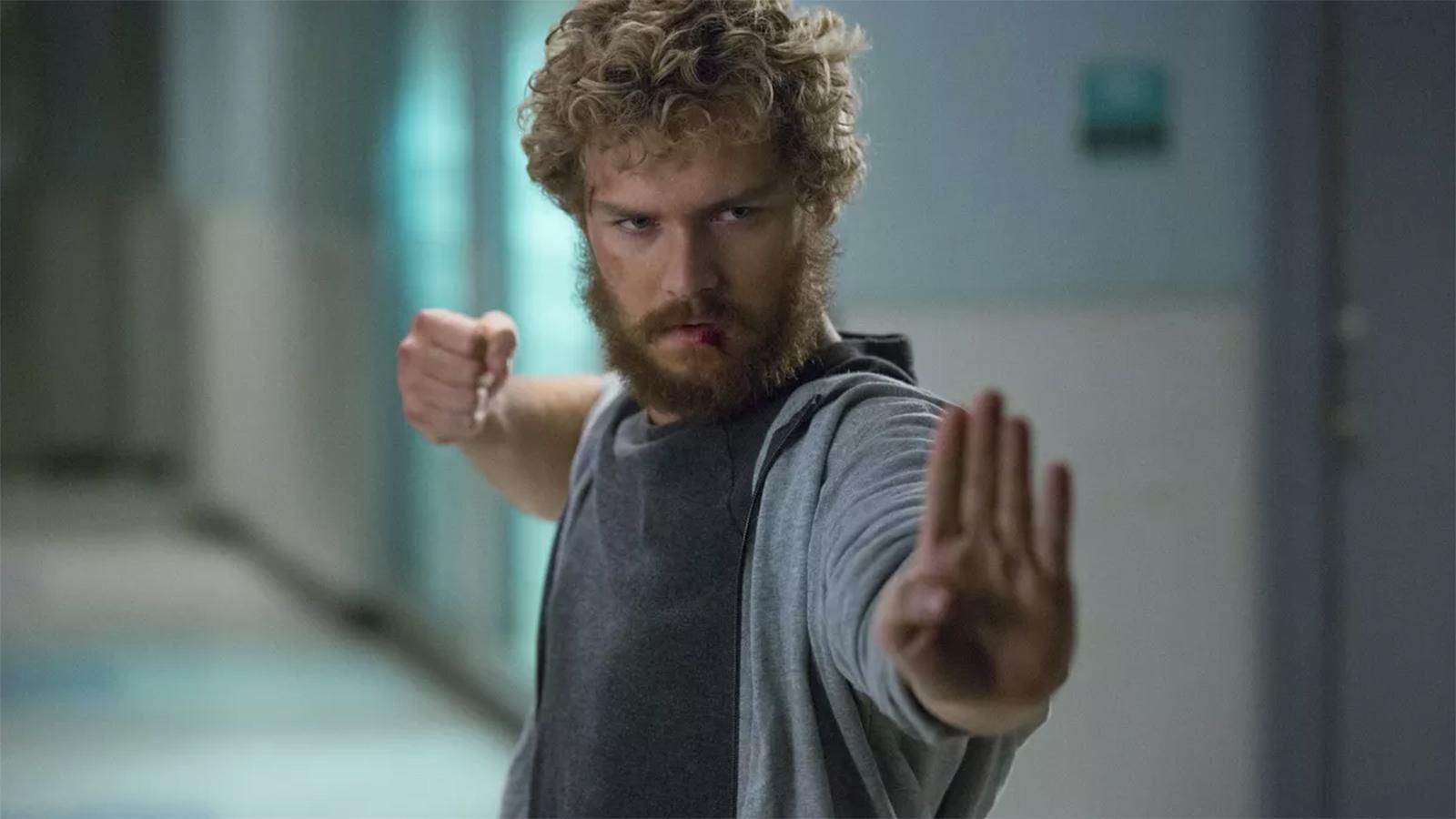 Iron Fist on Netflix