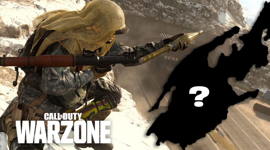 Warzone gameplay with new map