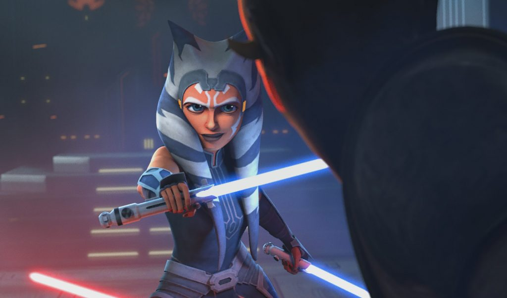 Dave Filoni already has Star Wars experience from his wildly-popular Clone Wars animated series.
