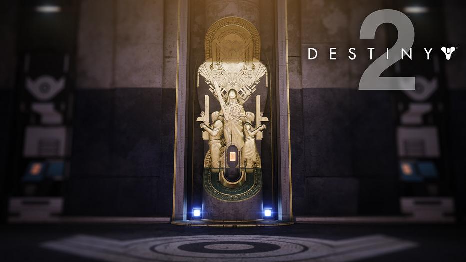 Destiny 2 vaults