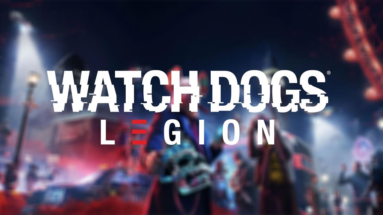 Watch Dogs Legion bug