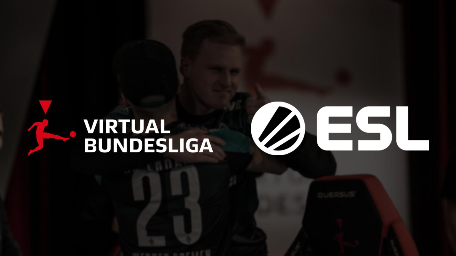Virtual Bundesliga ESL Partnership