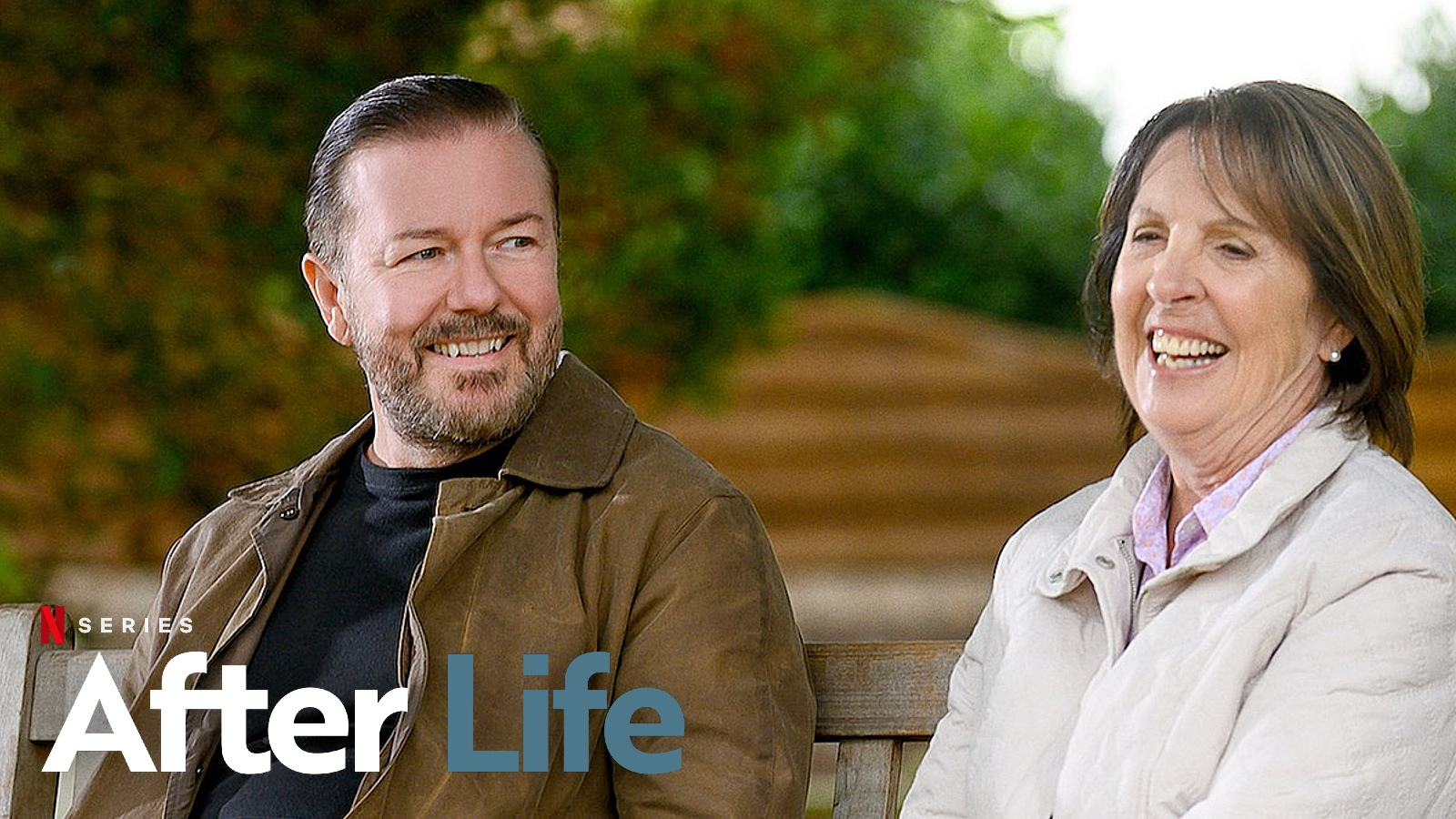 Netflix After Life Ricky Gervais Tony Anne