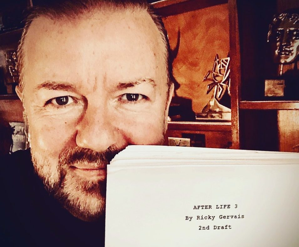 Ricky Gervais After Life Season 3 script