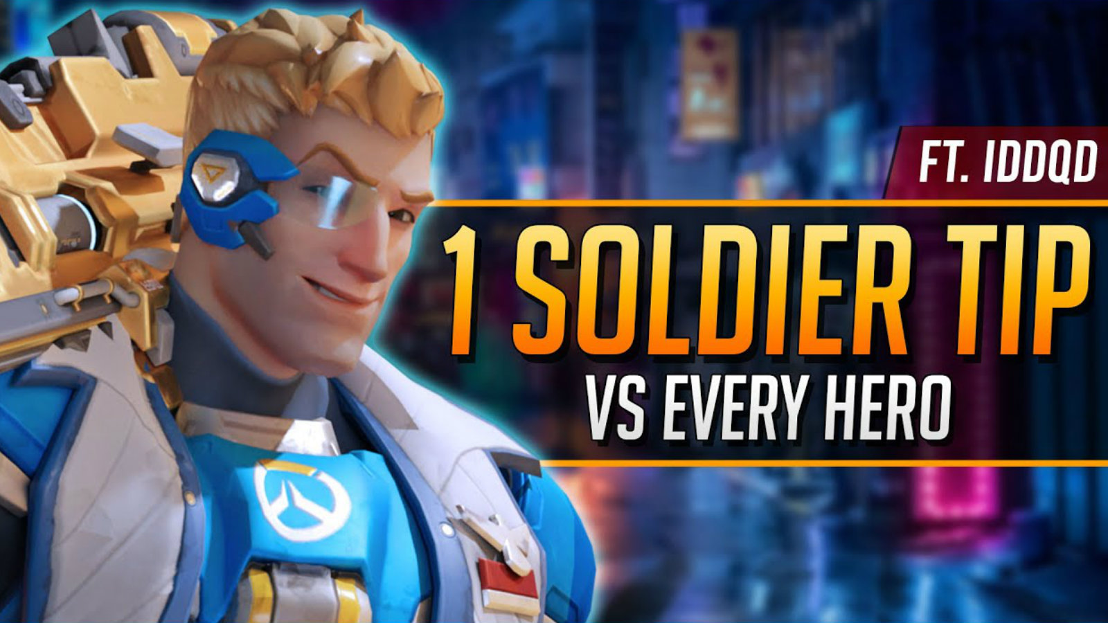 Soldier 76 trick guide
