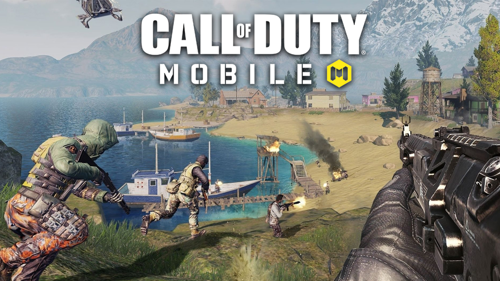 Call of Duty Mobile November 6 Patch