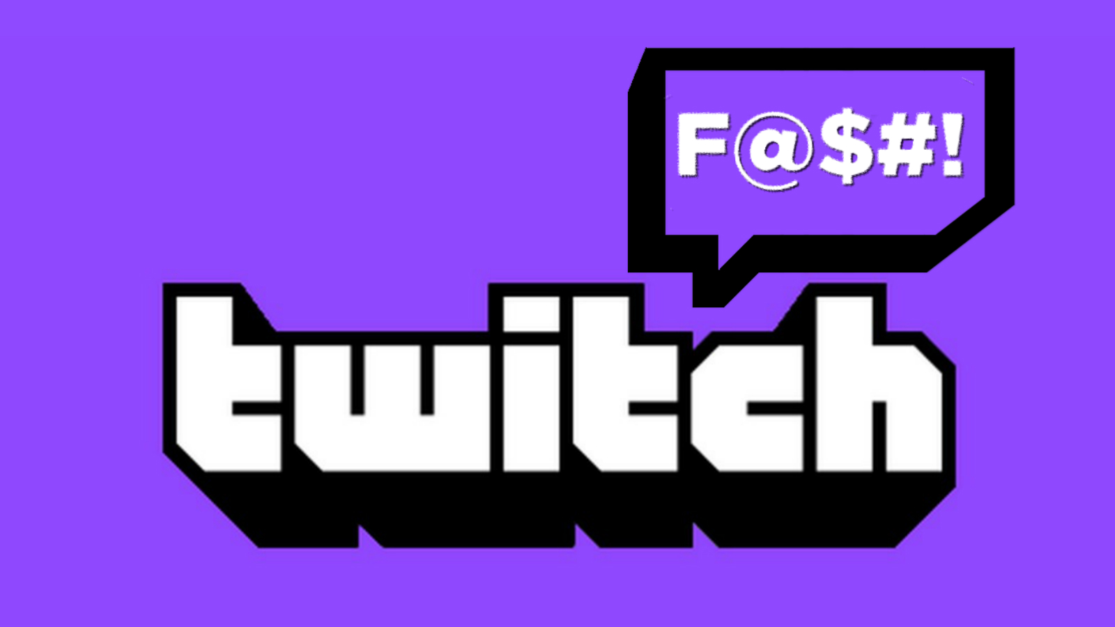 Twitch ban offensive name