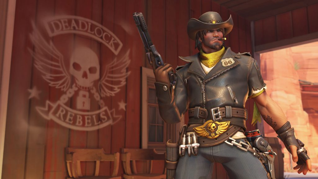 McCree Overwatch Deadlock