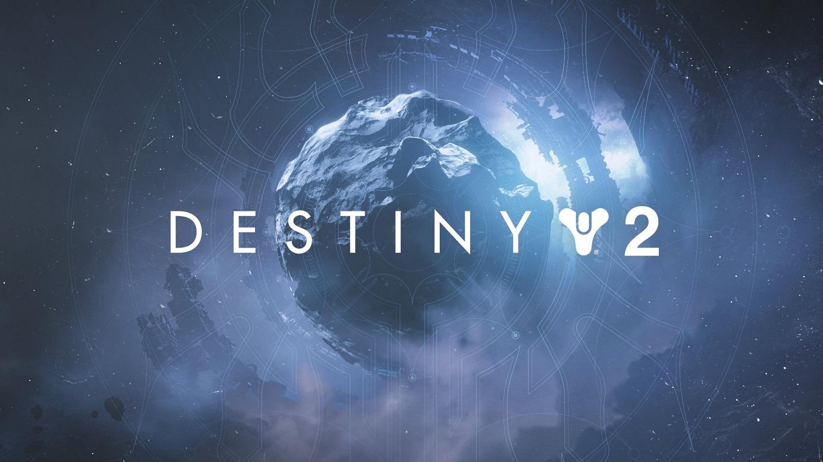 Destiny 2 Beyond Light title screen