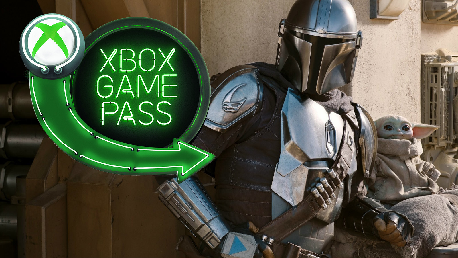 Xbox Game Pass The Mandalorian Disney +