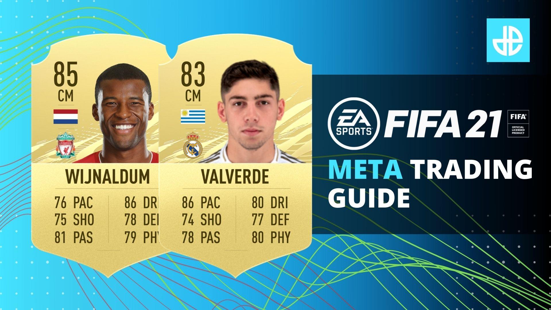 FIFA 21 trading image