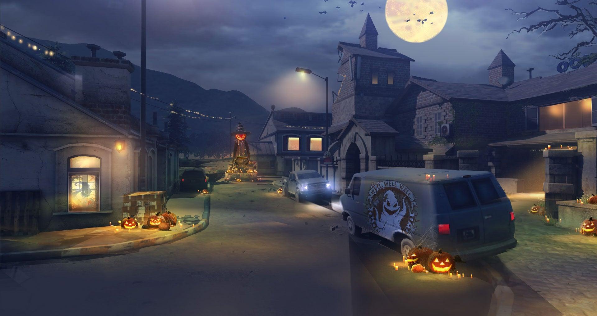 CoD Mobile halloween standoff