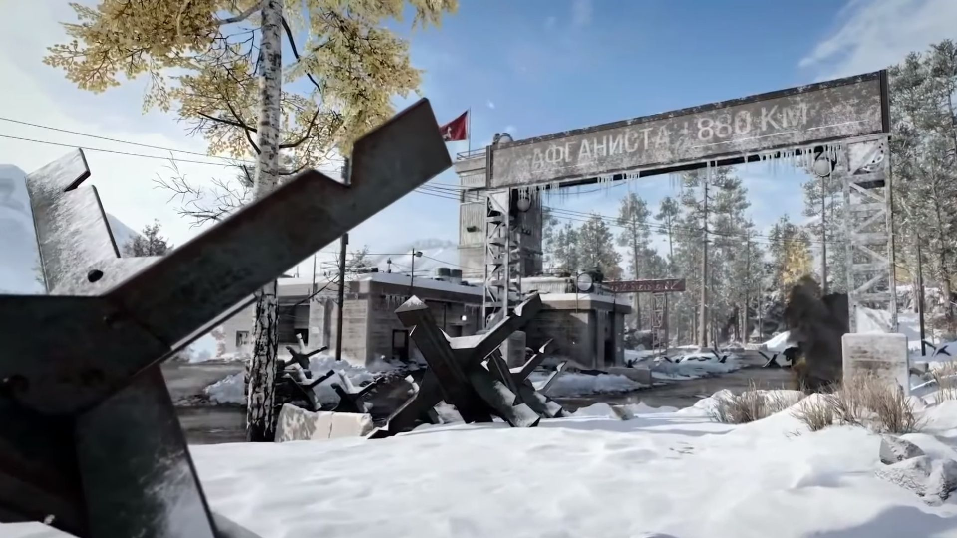 crossroads in cod black ops cold war