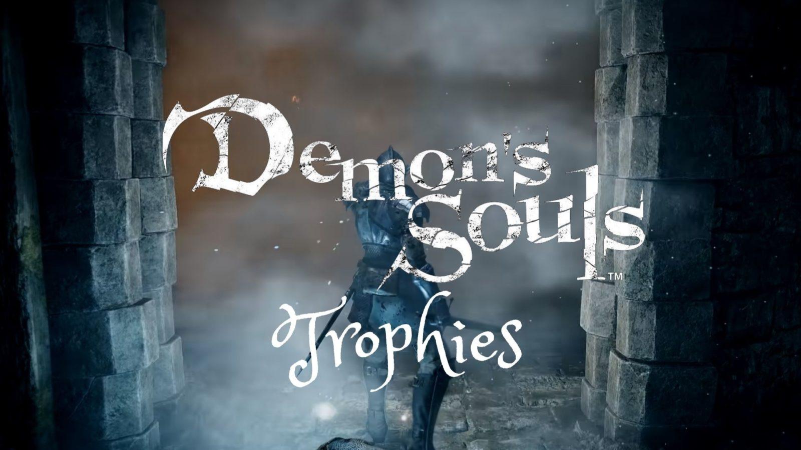 demon's souls trophy list featured image