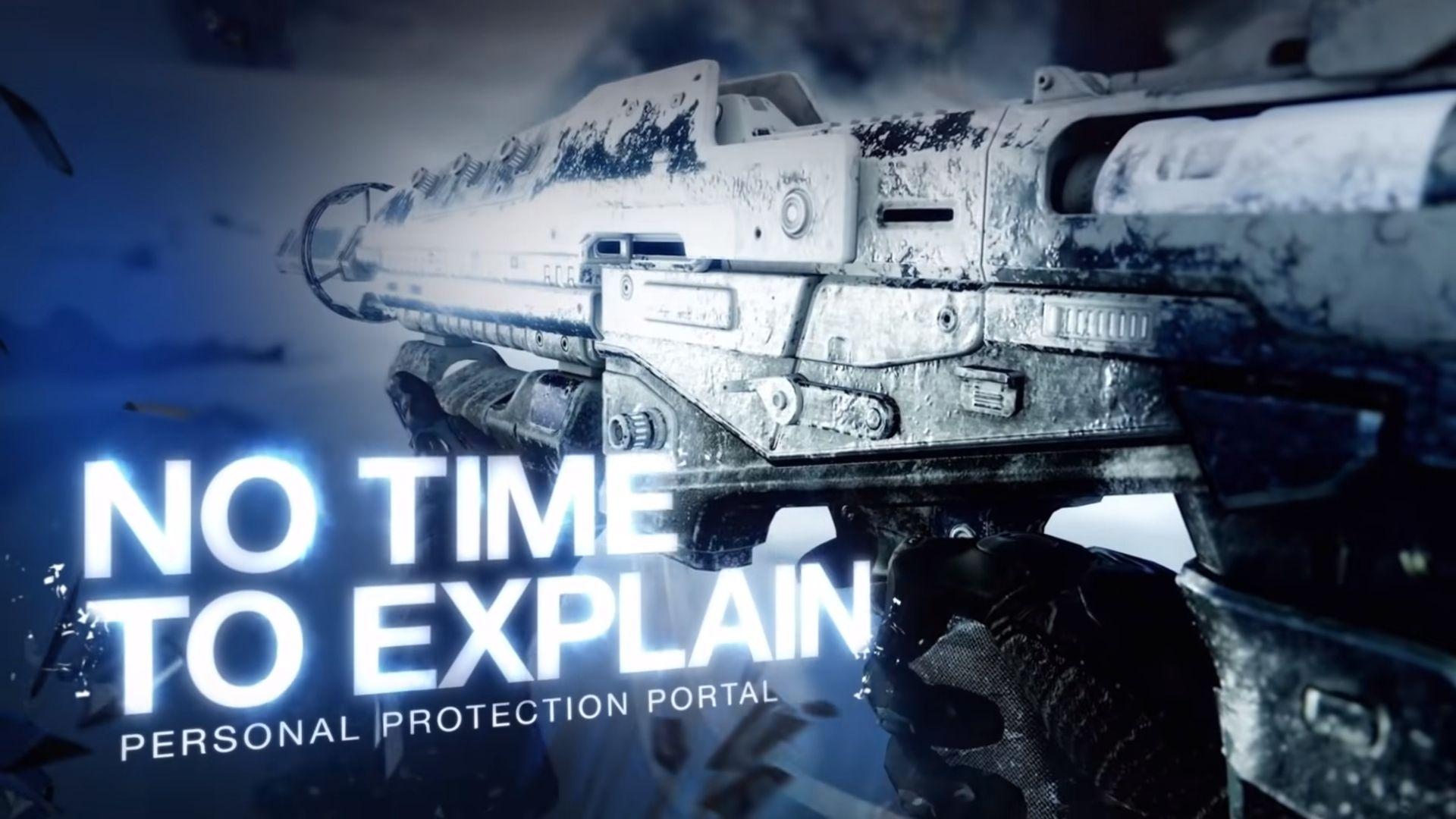 the no time to explain gun in destiny 2 beyond light