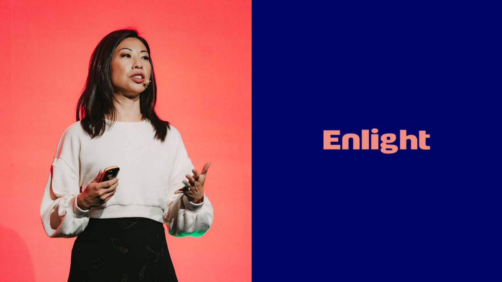 Eunice Chen Launches Enlight