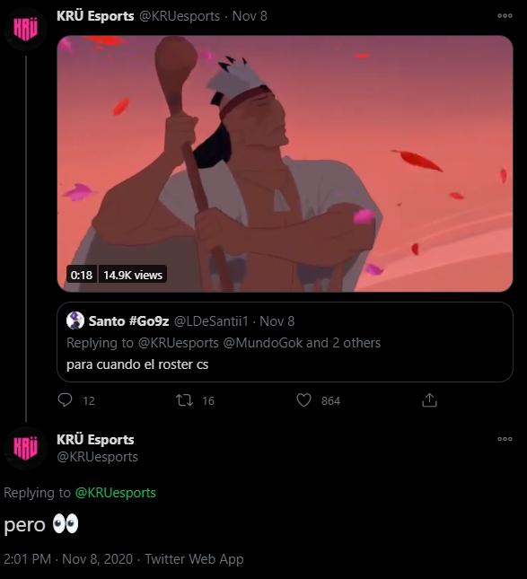 KRU Esports on Twitter