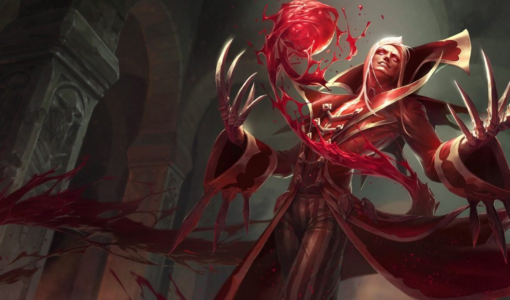 "Controversial LoL stat ""spell vamp"" is getting a makeover in Season 11."