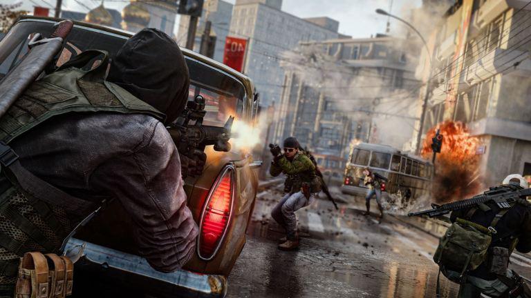 Black Ops Cold War multiplayer gameplay