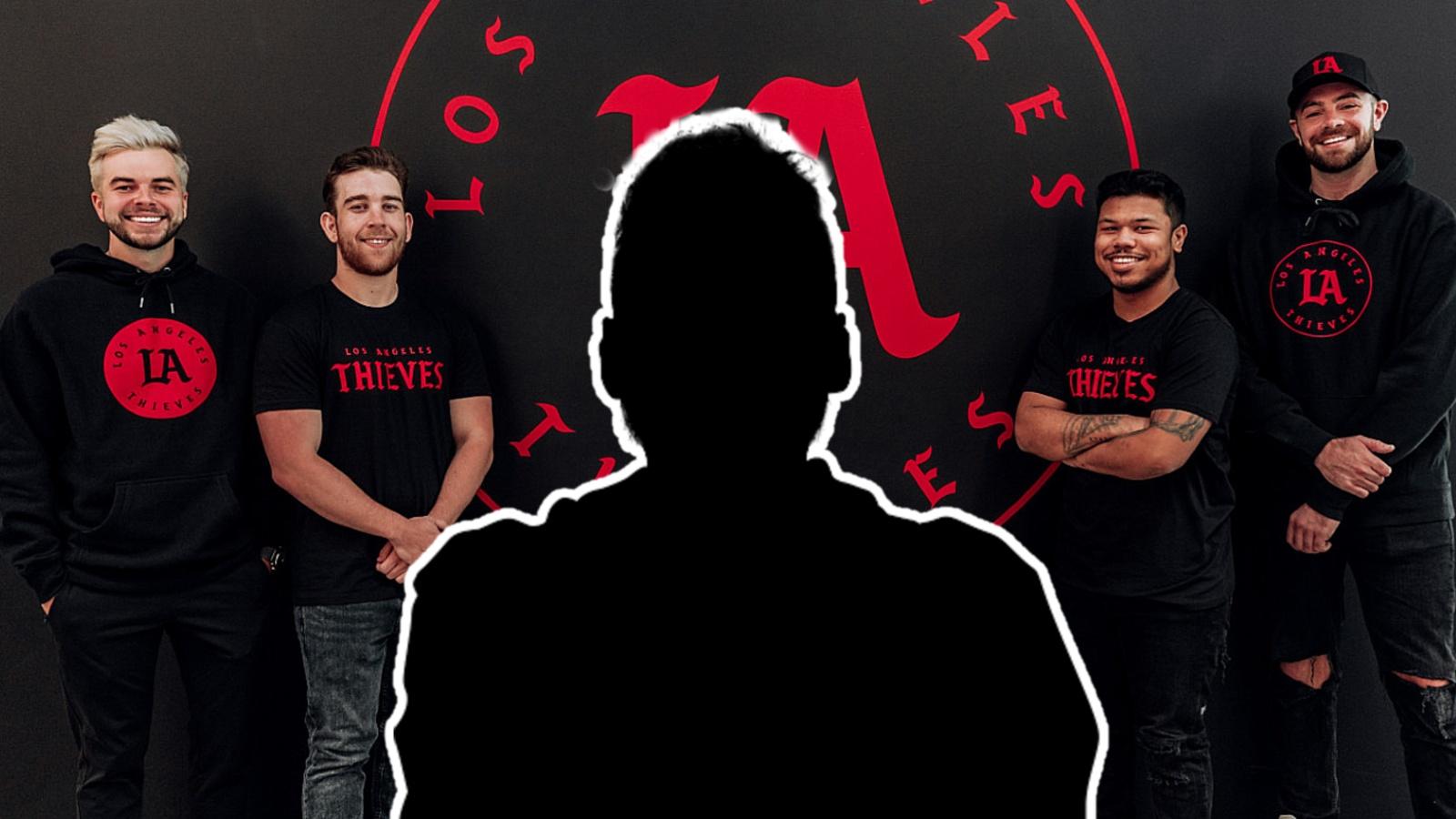 la thieves final roster spot