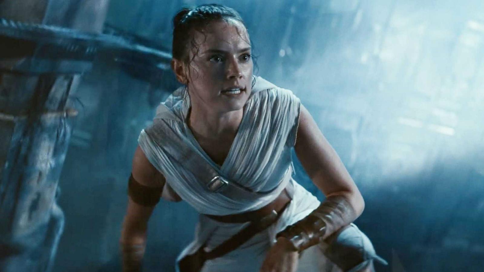 Rey in Star Wars Rise of Skywalker