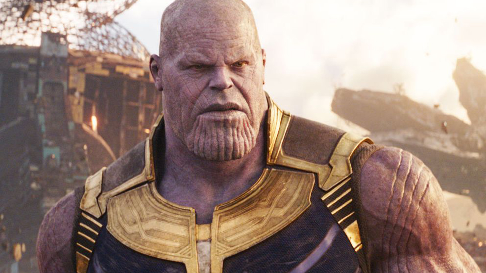 Josh Brolin as Thanos in Avengers