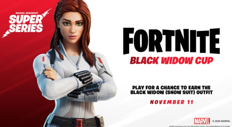 Black Widow Cup snow suit cosmetics bundle