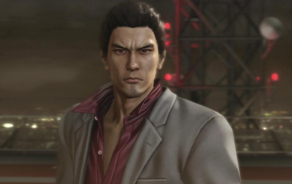 Kazuma Kiryu from Yakuza