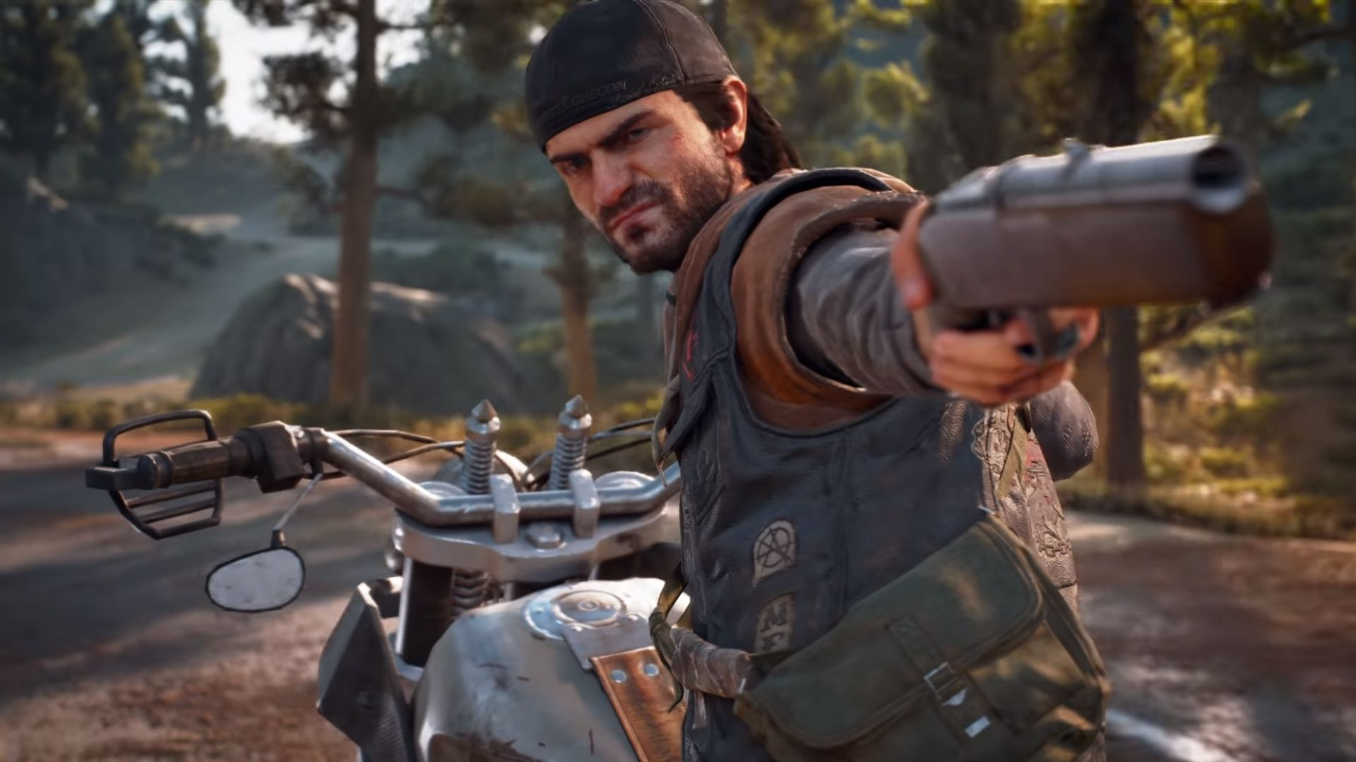 days gone on PS5