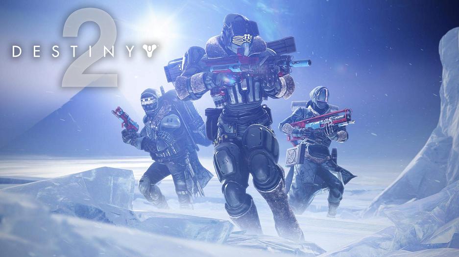 Destiny 2 Beyond Light artwork