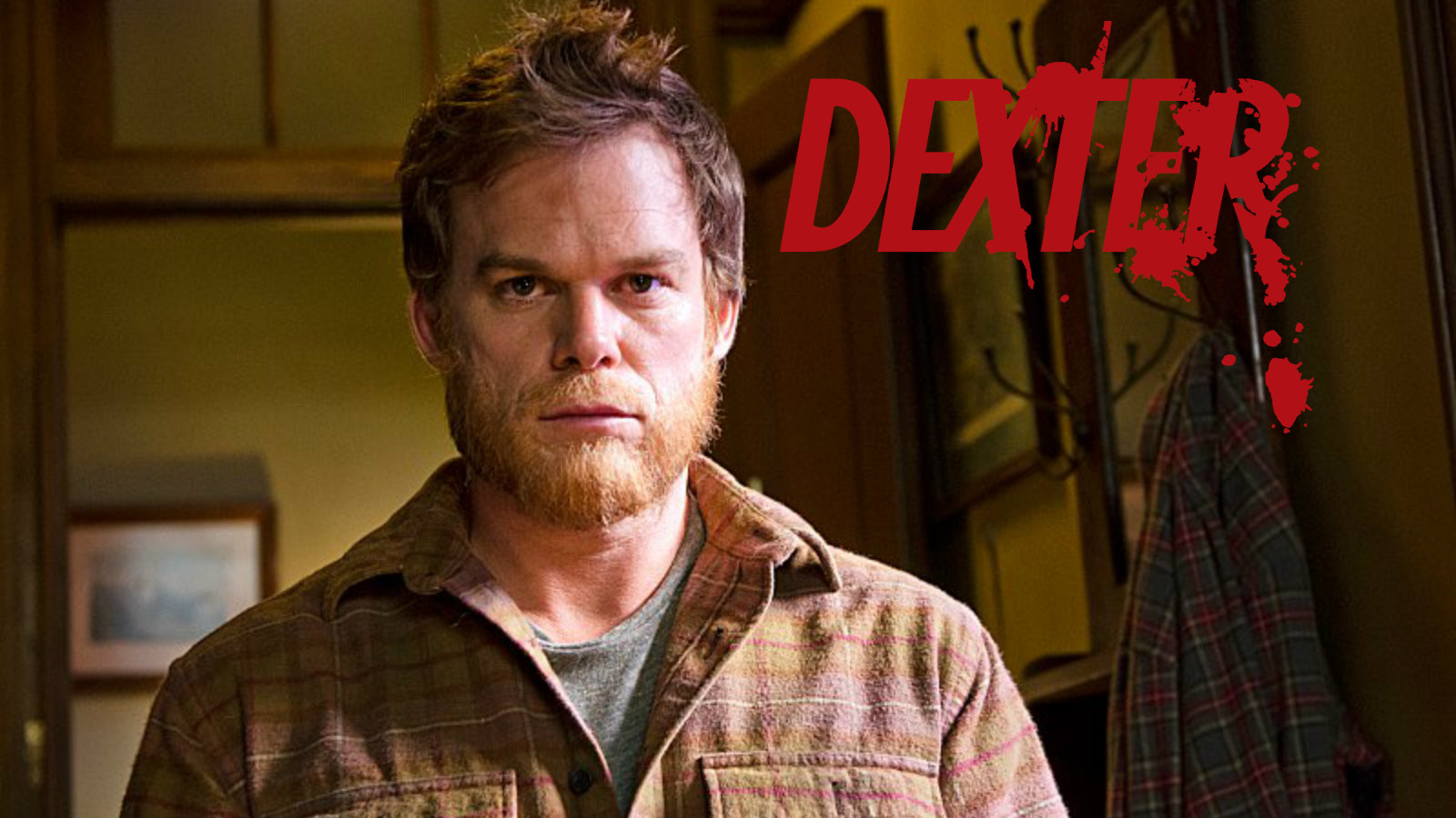 Dexter at the end of season 8