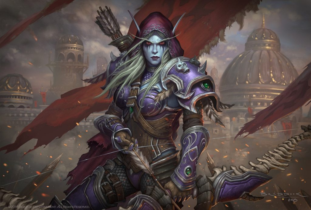 World of Warcraft Shadowlands Pre-Expansion Event