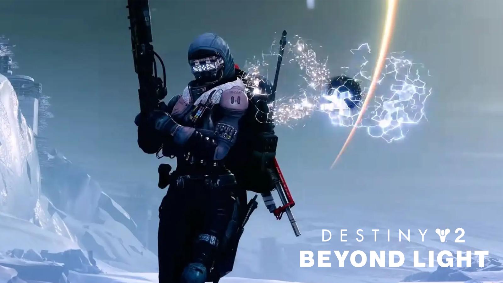 Destiny 2: Beyond Light Duality Exotic shotgun