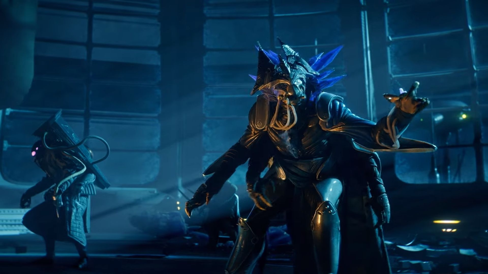 Eramis in Destiny 2 beyond light