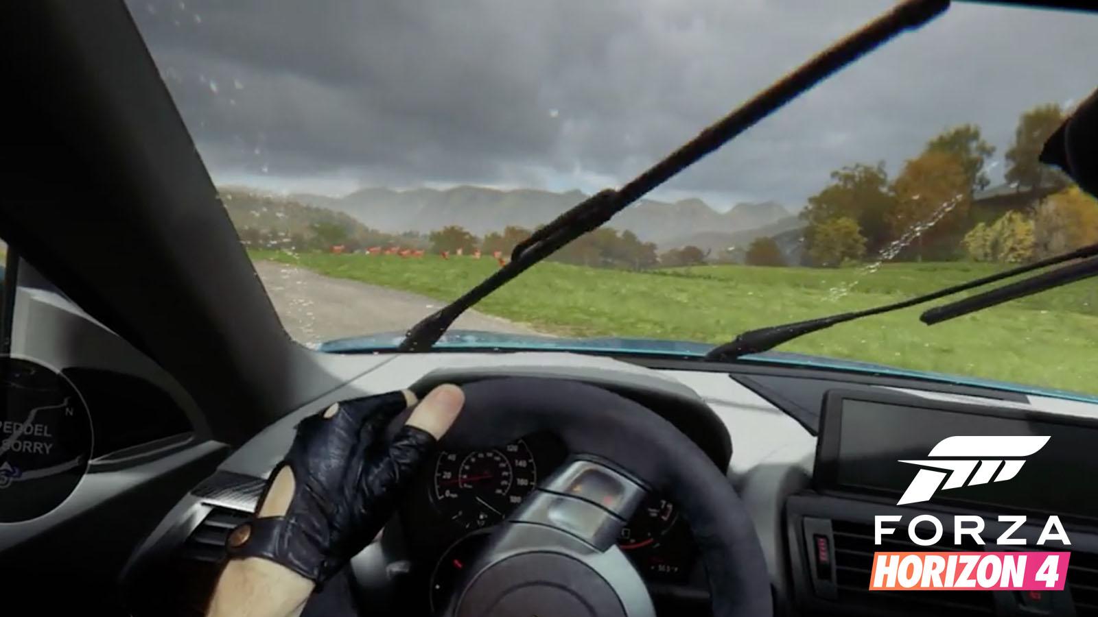 Forza Horizon 4 AR